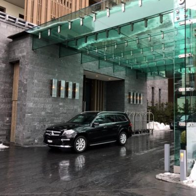 Mercedes GL SUV Luxury
