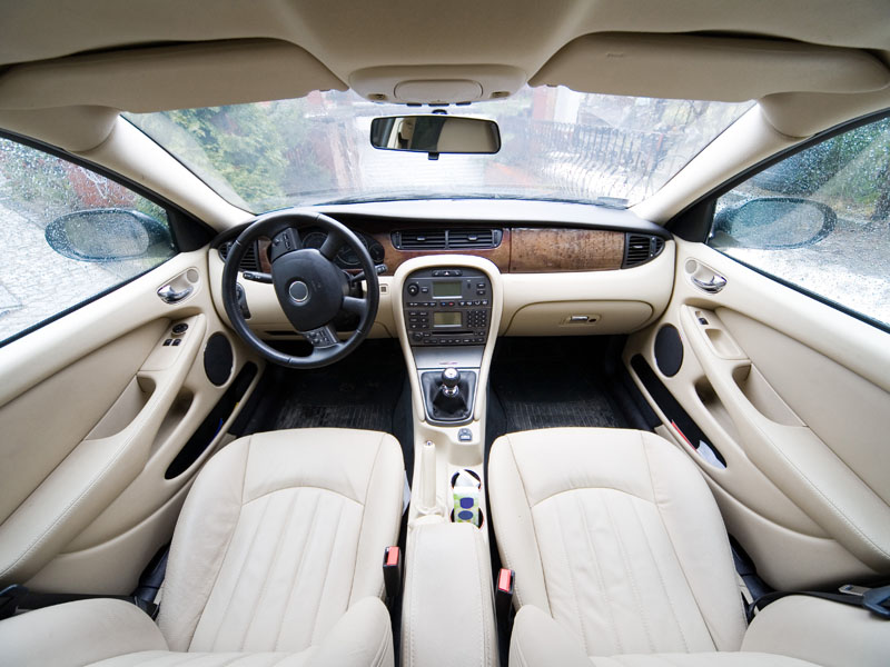 Cockpit Mercedes GL