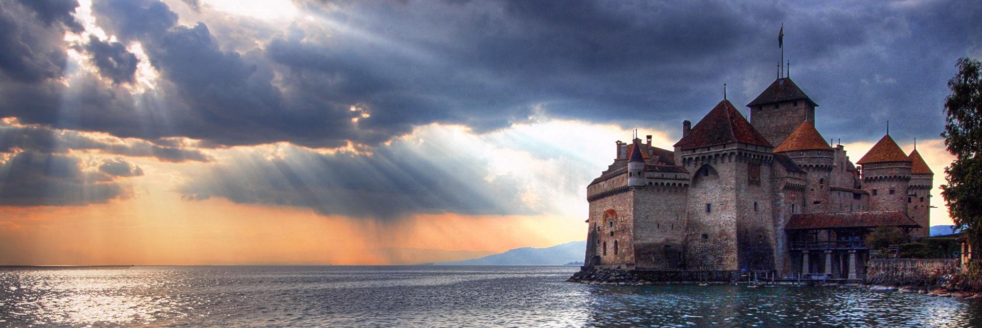 Chateau-de-Chillon-Switzerland