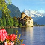 Chateau Chillon Castle by Executive Limousines Services | Museum | Weddings