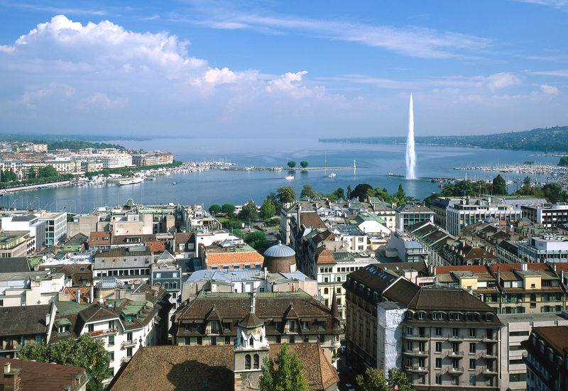 Tourism In Geneva