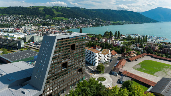 Switzerland Business and Financial Center of Europe - Zug Tax heaven