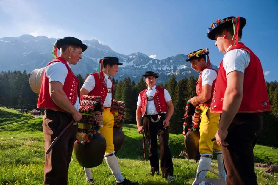 living traditions in switzerland