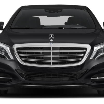 Mercedes S-Class Long Front - Hourly Services